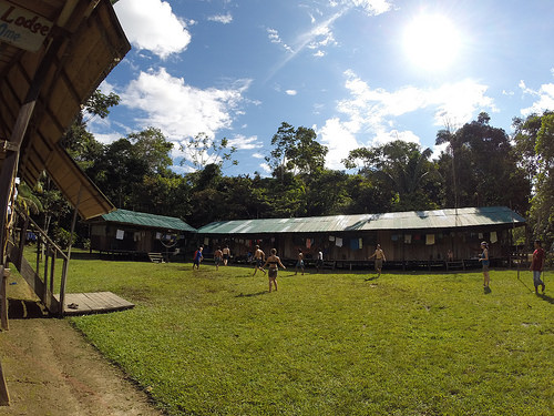 Futbol in the Amazon